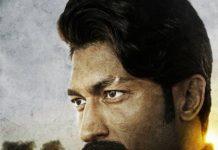 Vidyut Jamwal first look film baadshaho